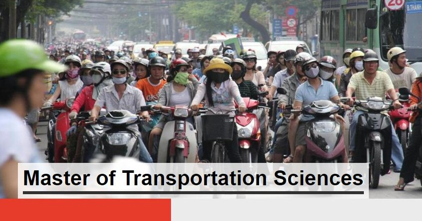 """ICP VLIR UOS Scholarship Programme """"Road Safety in the South"""" 2021"""