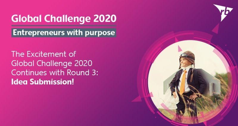 Reckitt Benckiser (RB) Global Challenge 2020 for Students worldwide (Cash prizes available)