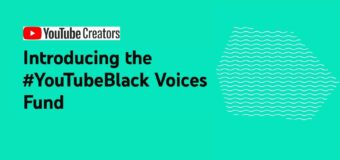 The #YouTubeBlack Voices Fund 2020 for Creators and Artists ($100 million)