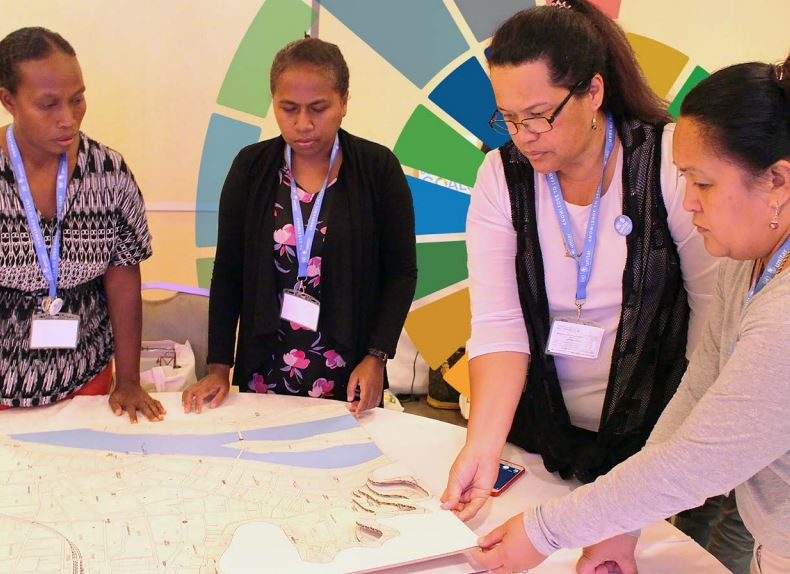 UNITAR Hiroshima Training Programme 2020 for Women in Pacific Ocean SIDS countries