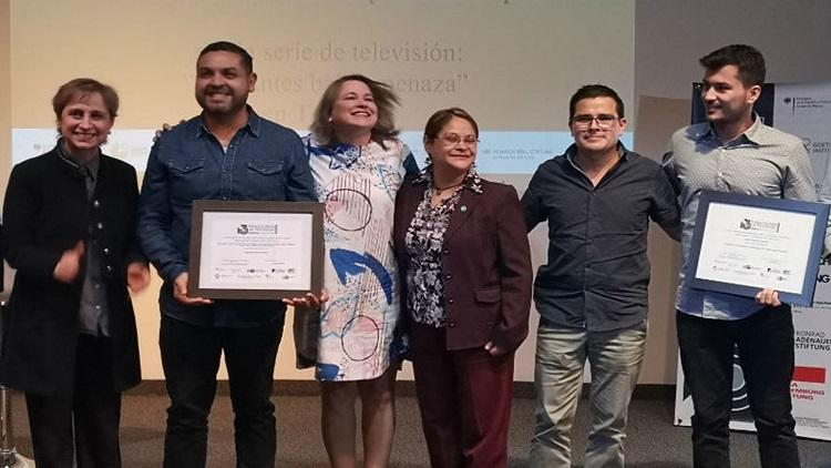 Walter Reuter German Journalism Award 2020 for Mexican and Latin American Journalists