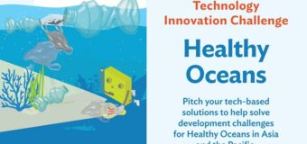 ADB Healthy Oceans Technology Innovation Challenge 2020 (up to US$500,000)