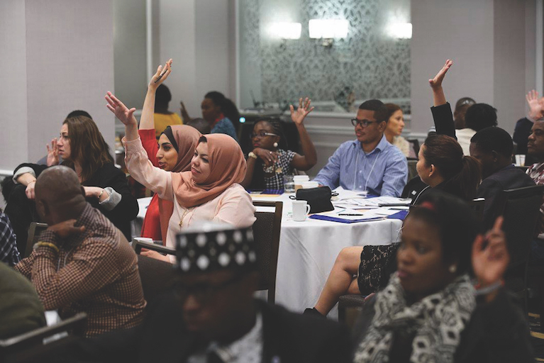 Community Engagement Exchange Program 2021 for Civil Society and Community Leaders (Fully-funded to the U.S.)