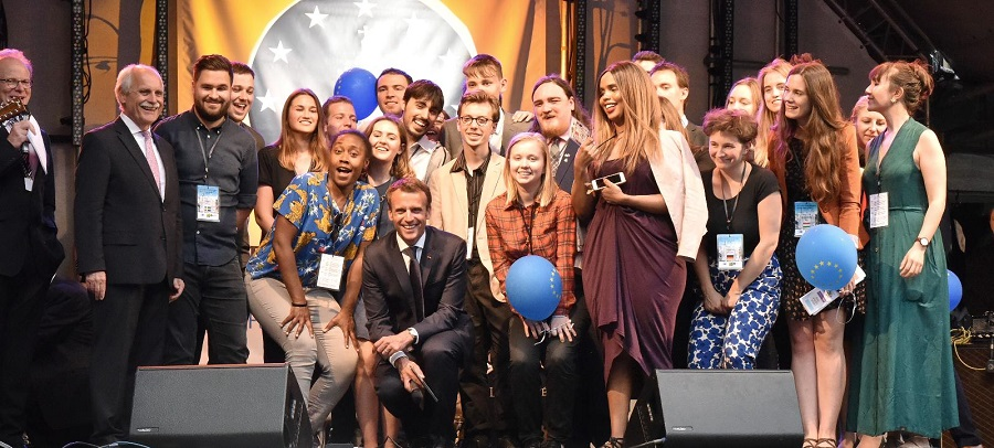 European Charlemagne Youth Prize 2021 (up to €15,000)