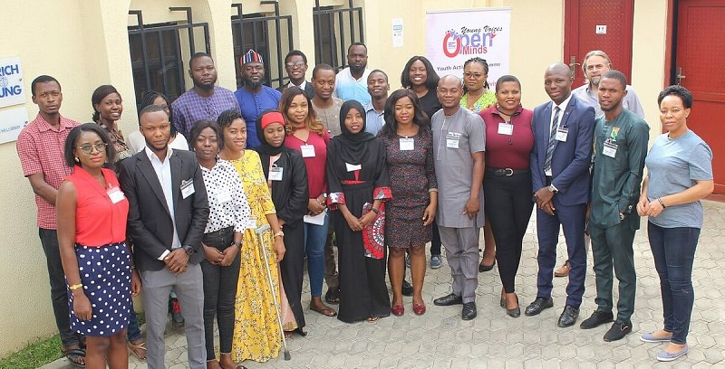 Friedrich-Ebert-Stiftung (FES) 'Open Minds – Young Voices' Youth Activists Program 2021 for Nigerians