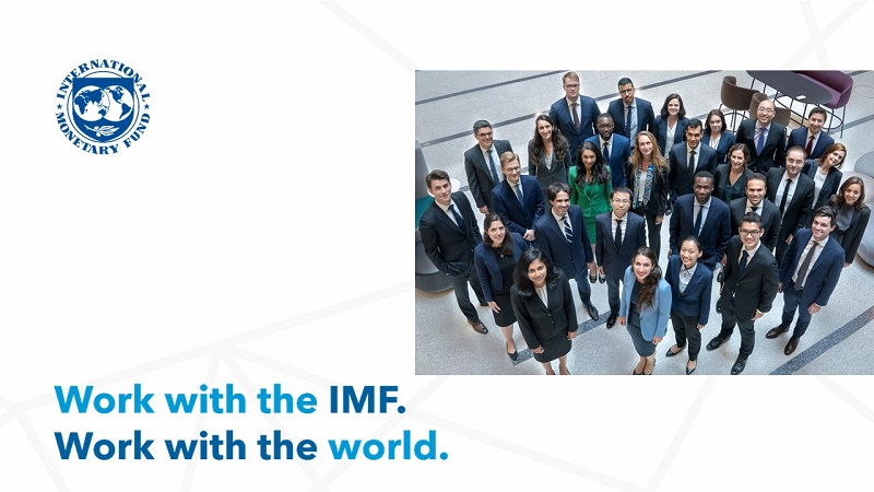 International Monetary Fund (IMF) Economist Program 2021 for PhD Graduates