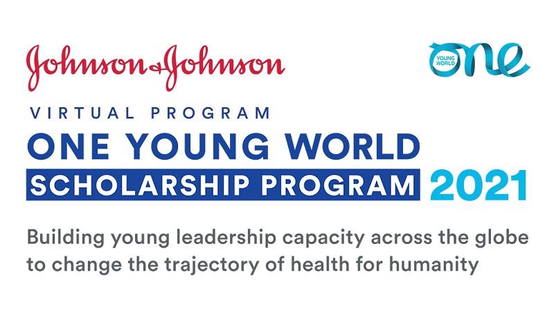 Johnson & Johnson/One Young World Virtual Scholarship Program to attend OYW Summit 2021