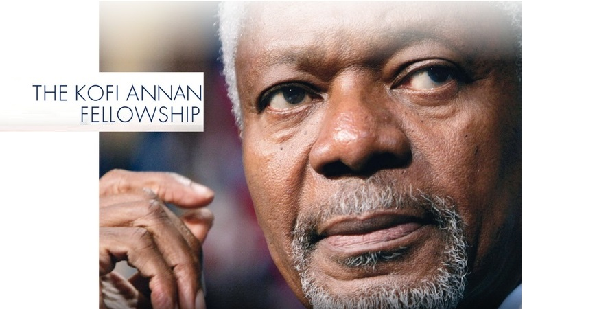 Kofi Annan Fellowship in Public Health Leadership Program 2021 (Funded)