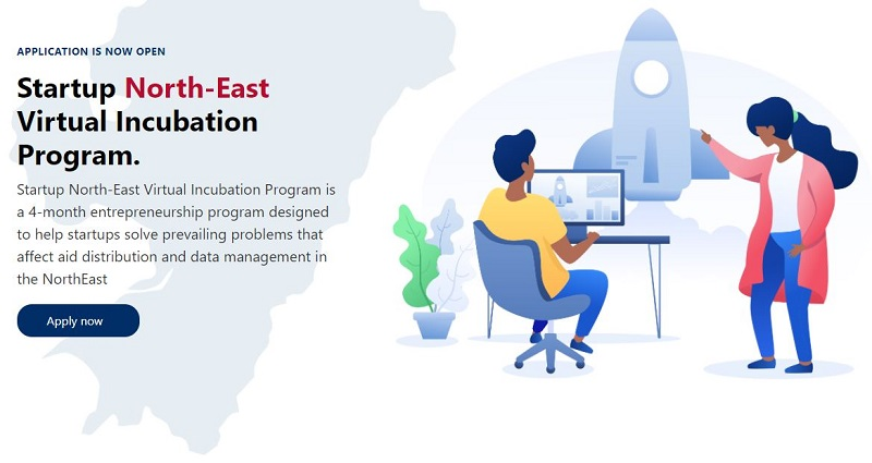Startup North-East Virtual Incubation Program 2020 (up to $3,000)