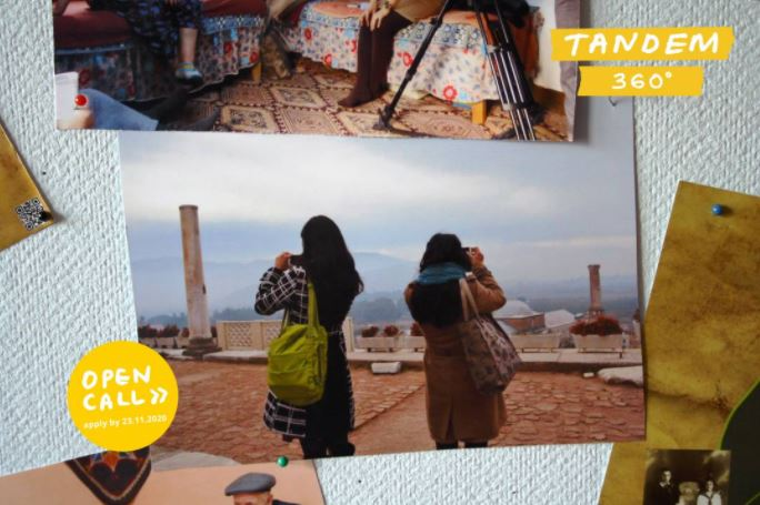 Tandem 360° Cultural Exchange Programme 2020/2021 for Cultural Managers and Civil Society Activists (Round 2)