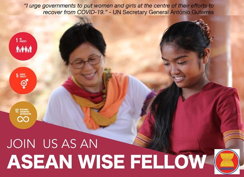 ASEAN Women Impact Social Entrepreneurship (WISE) Fellowship 2021