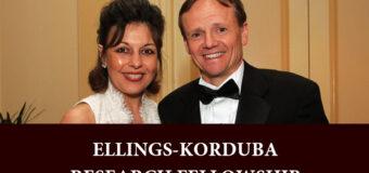 Ellings-Korduba Fellowship Program 2021 for U.S. Citizens