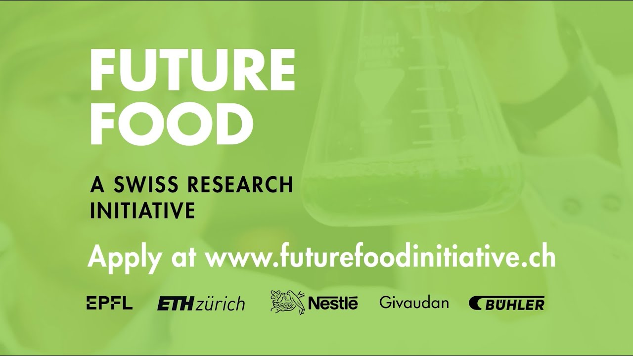 Call for Applications: Future Food Fellowship 2021