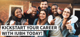 Scholarship Initiative: Save up to 80% and kick-start your international career with a European degree in 2021!