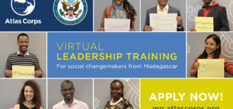 Atlas Corps Madagascar Emerging Leaders Initiative 2021 for Social Changemakers