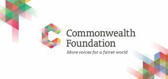 Commonwealth Foundation Graduate Internship Program 2021
