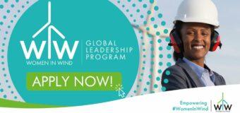 GWEC/GWNET Women in Wind Global Leadership Program 2021