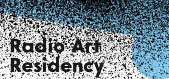 Goethe-Institut Radio Art Residency Program 2021 (Funded)