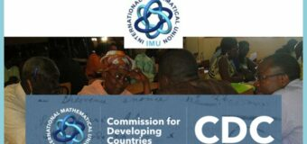 IMU–Simons African Fellowship Program 2021 for Mathematicians (up to $5,000 USD)