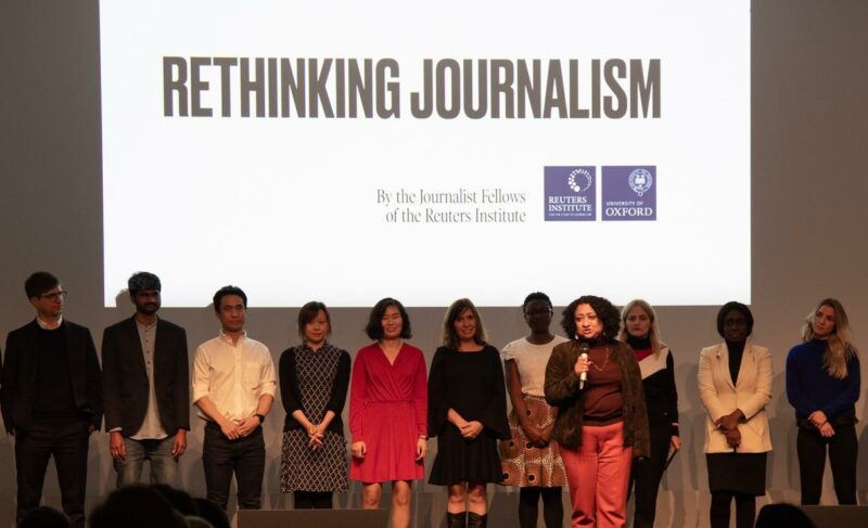 University of Oxford Reuters Institute Journalist Fellowship Program 2021/2022 (Fully-funded)