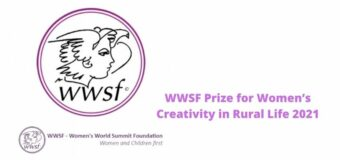 WWSF Prize for Women's Creativity in Rural Life 2021 (Up to $1,000)
