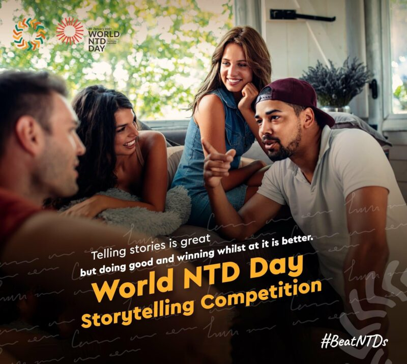 World NTD Storytelling Competition 2021 (up to USD $2,500)