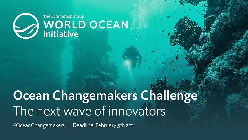 World Ocean Initiative (WOI) Ocean Changemakers Challenge 2021