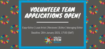Apply to Join the Youth STEM Matters Volunteer Team!