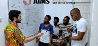 AIMS Master's in Mathematical Sciences Degree Programme 2021 for Africans (Full Scholarship)