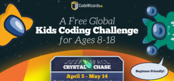 CodeWizardsHQ's Free Global Kids Coding Challenge 2021 ($100 Cash Prize)