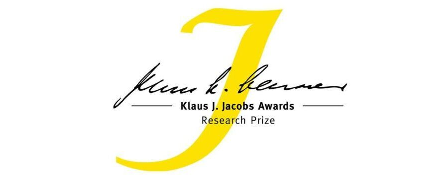 Klaus J. Jacobs Research Prize 2021 (1 Million Swiss Francs)