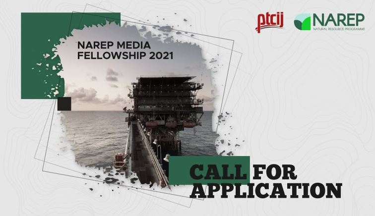NAREP Oil and Gas Media Fellowship 2021 for Nigerians (N100,000 stipend)