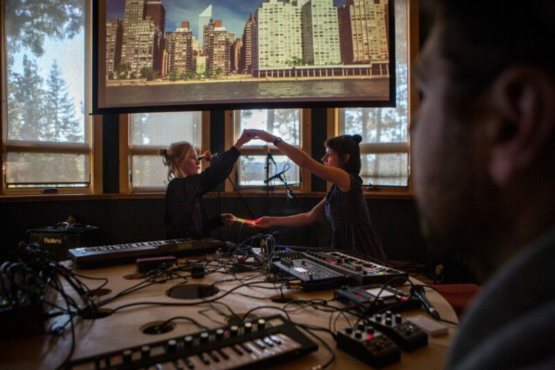 OneBeat Virtual Residency Program 2021 for Musicians and Sonic Artists