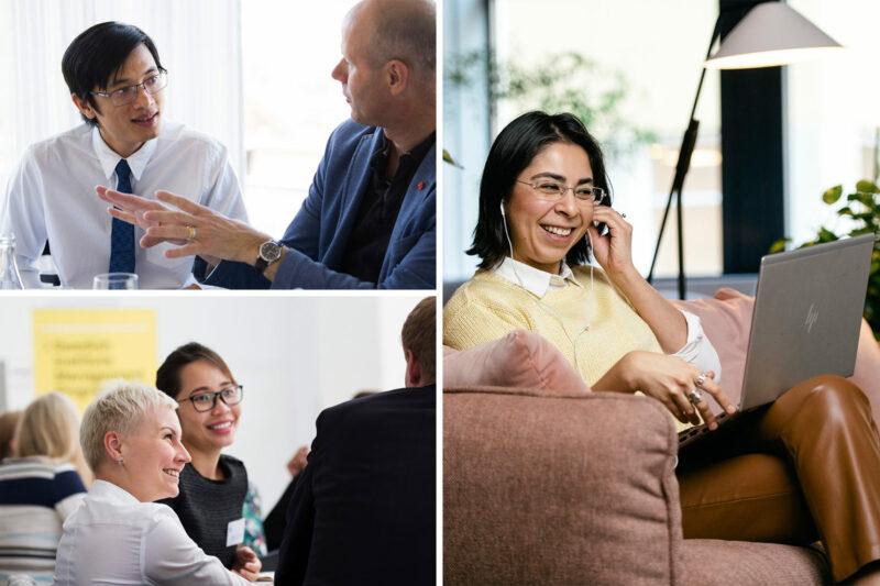 Swedish Institute Management Programme (SIMP) Asia 2021