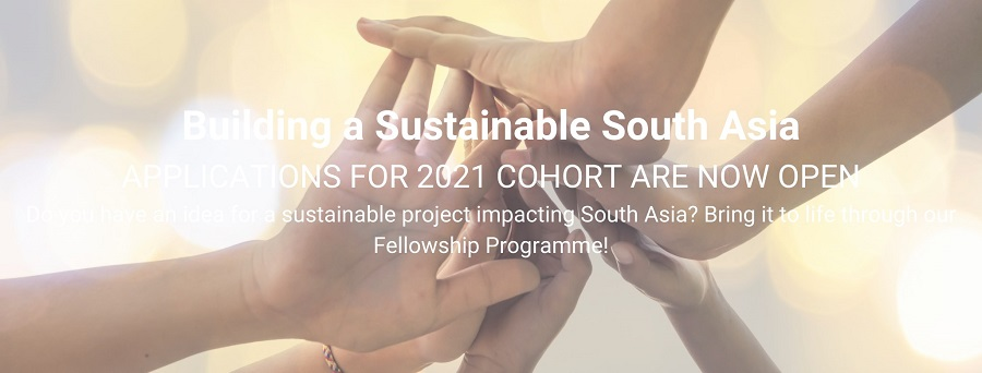 Ventures For Sustainability Fellowship Programme 2021