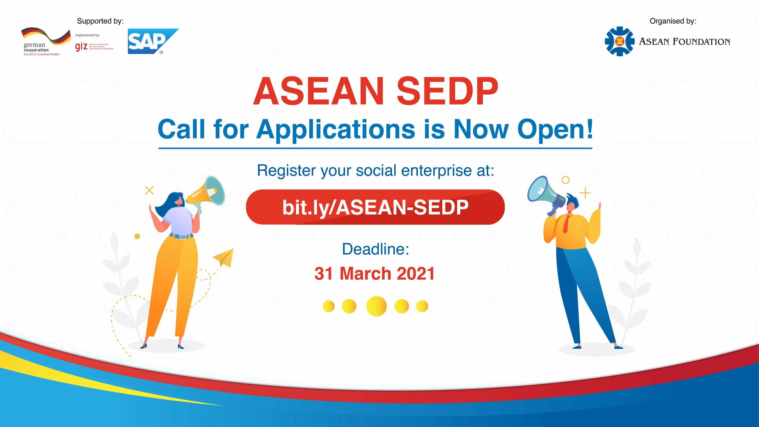 ASEAN Social Enterprise Development Programme 2021