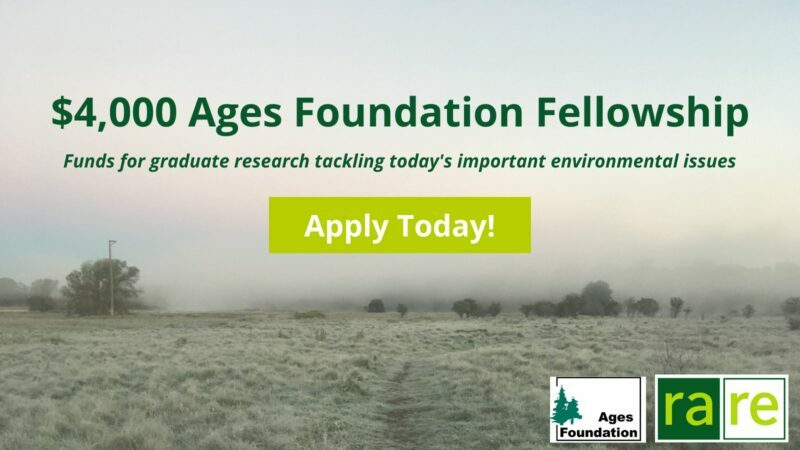 Ages Foundation Research Fellowship and Bursaries 2021 (Up to $15,000)