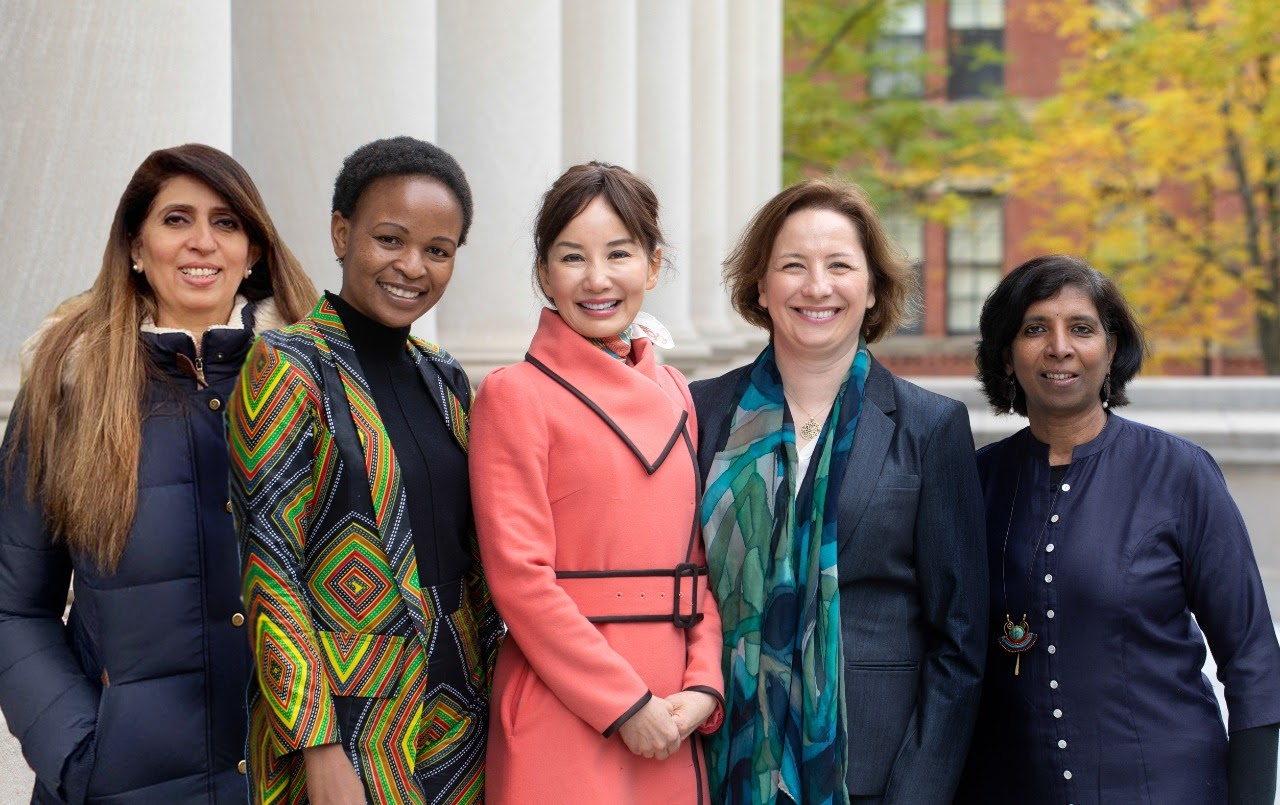 HGHI LEAD Fellowship for Promoting Women in Global Health 2021-2022