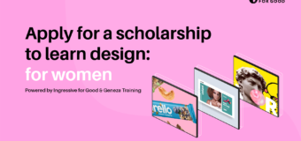 Ingressive For Good 1000 Women In Design Program 2021 (Fully-funded)