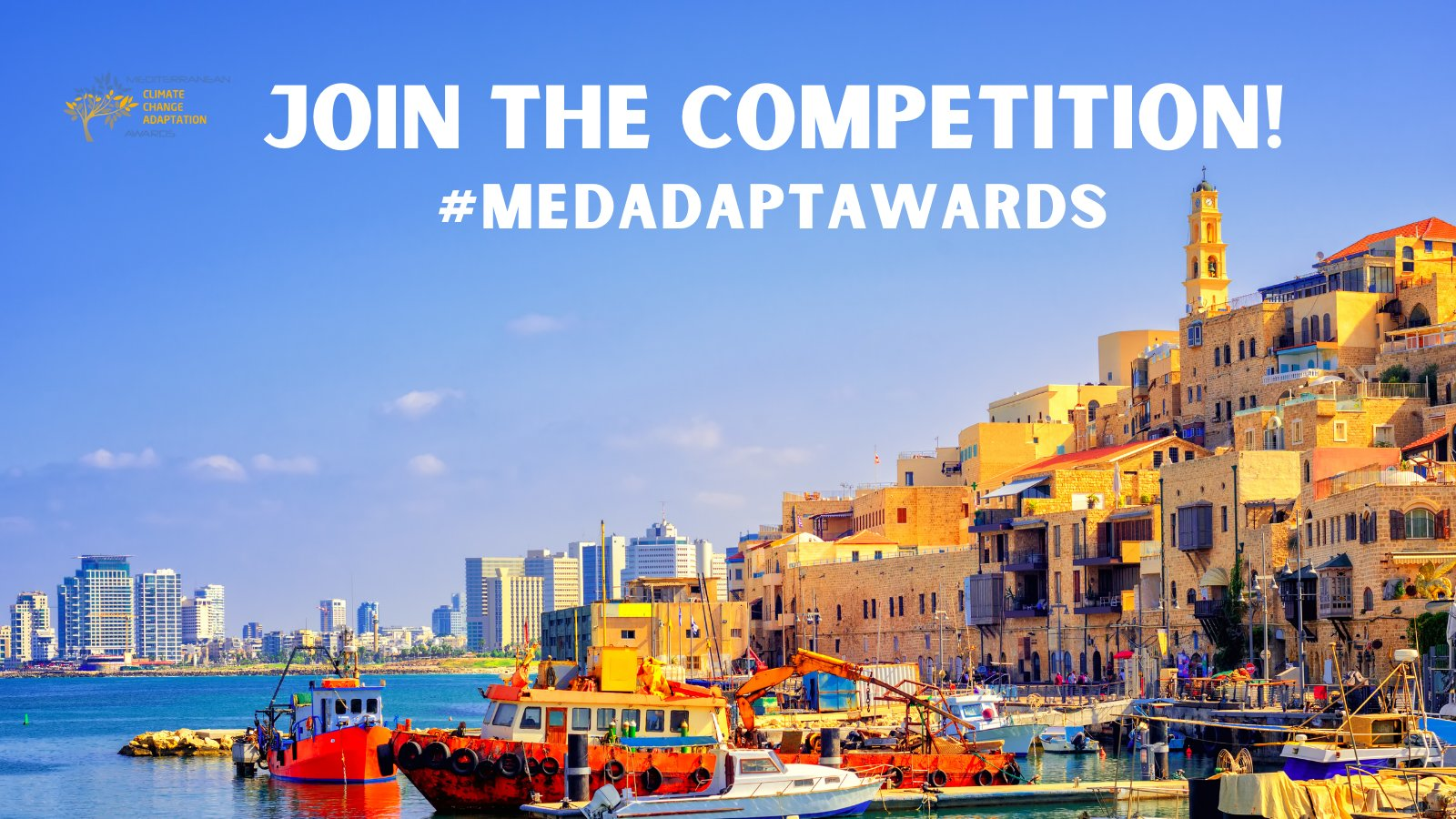 Mediterranean Climate Change Adaptation Awards 2021