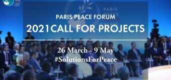 Paris Peace Forum 2021 Call for Projects