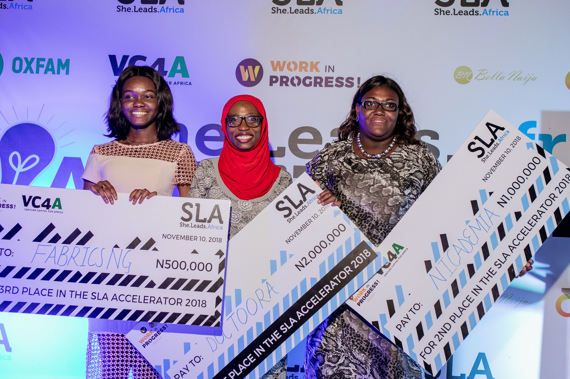 She Leads Africa High Growth Coaching Program 2021 for Women-led Businesses in Nigeria