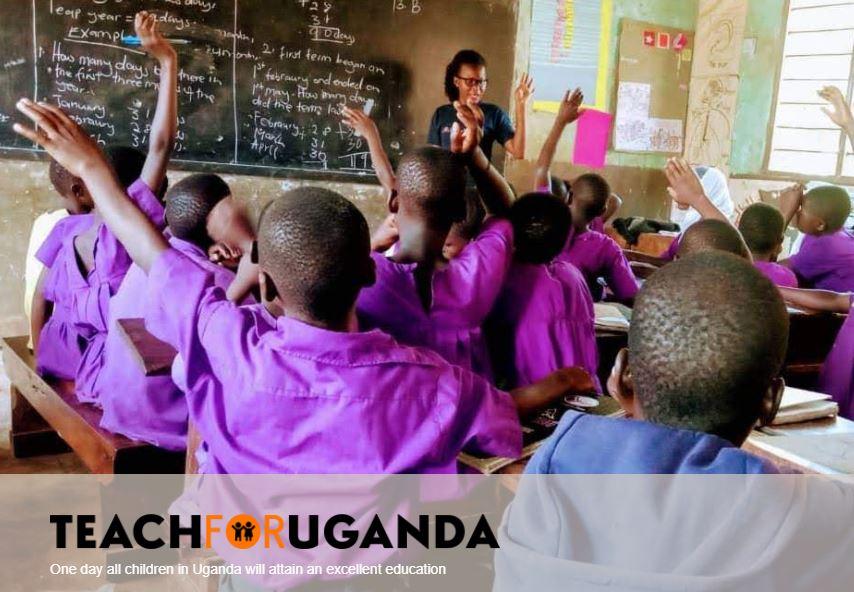 Teach For Uganda Fellowship Program 2021