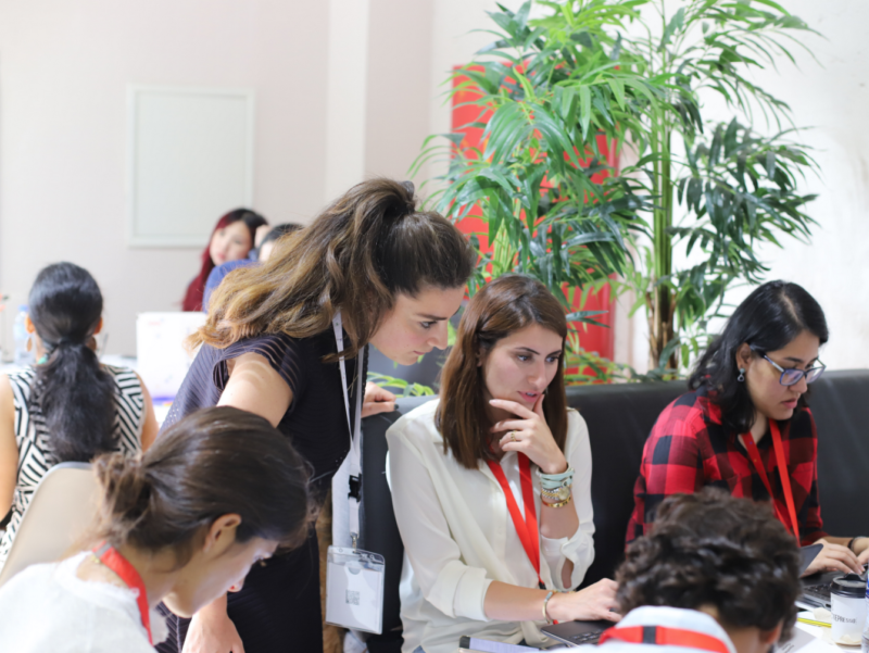 Women Tech Founders Program in Middle East and North Africa 2021