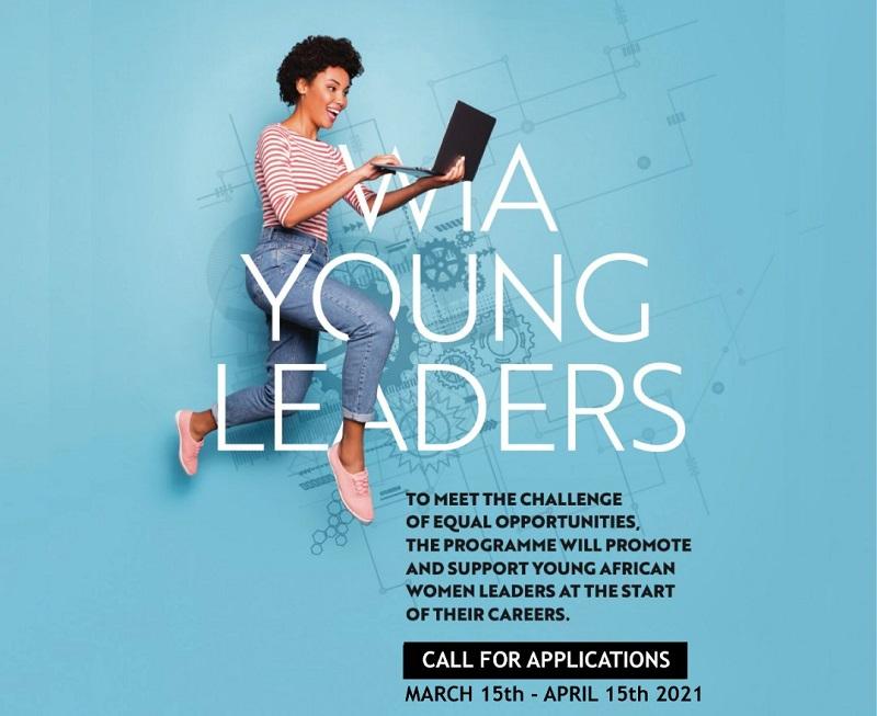 Women in Africa (WIA) Young Leaders Program 2021