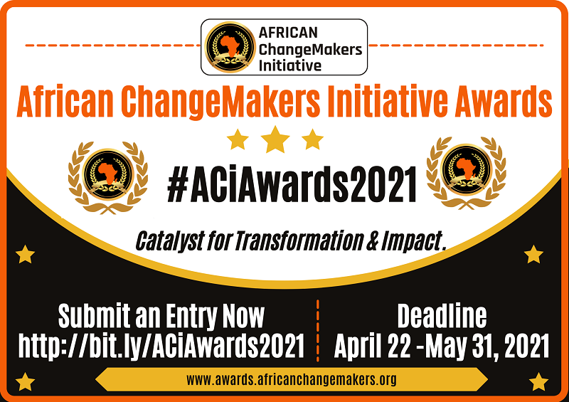African ChangeMakers Initiative Awards 2021
