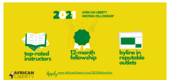 African Liberty Writing Fellowship 2021 for Young Writers