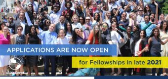 Atlas Corps Fellowship 2021 for Social Change Leaders (Fully-funded to the U.S.)