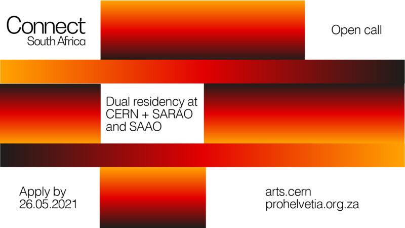 Connect South Africa Residency Program 2021 – CERN, Geneva (Funded)