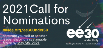 Call for Nominations: EE 30 Under 30 Class of 2021